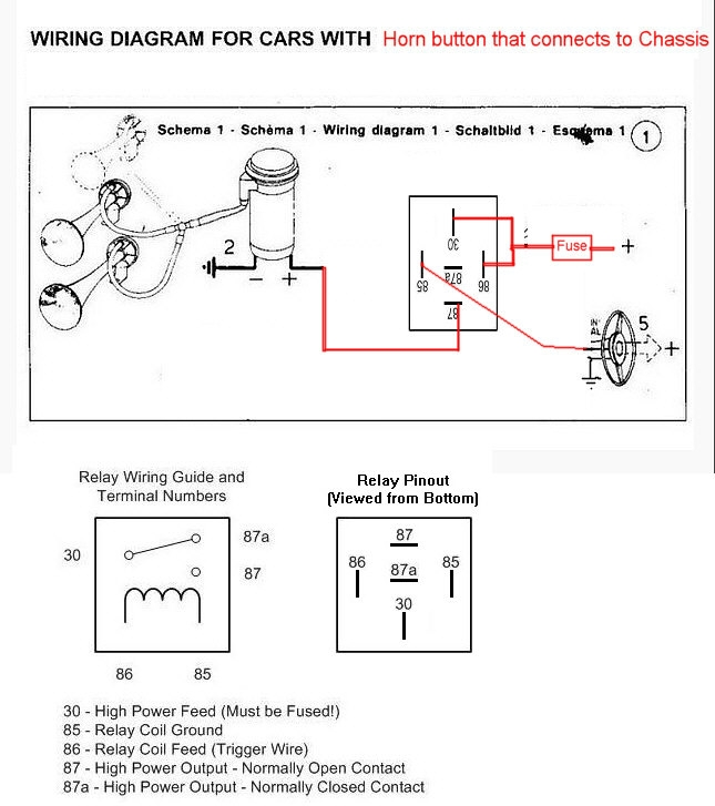 Gmc Air Horn Wiring Diagram For Vehicle Azw Download